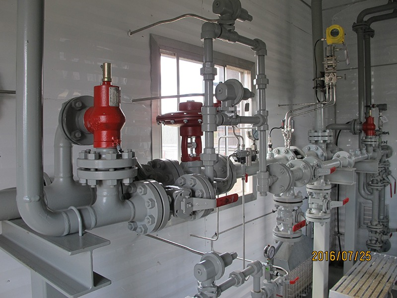 Solution Gas Conservation