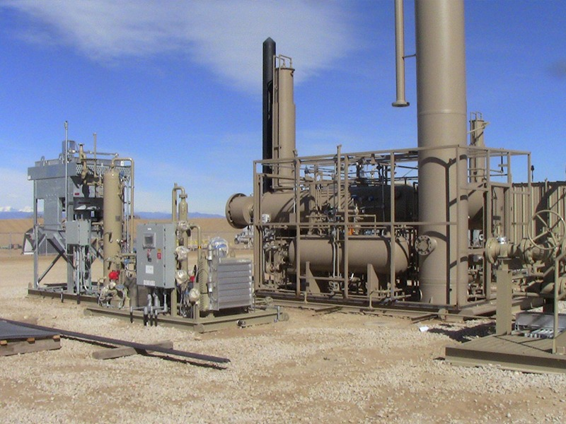 Compressor Stations B
